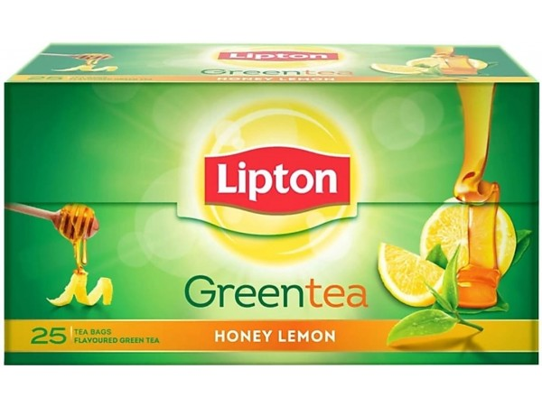 Lipton Pure & Light Green Tea Bags Box ( 25 Bags)