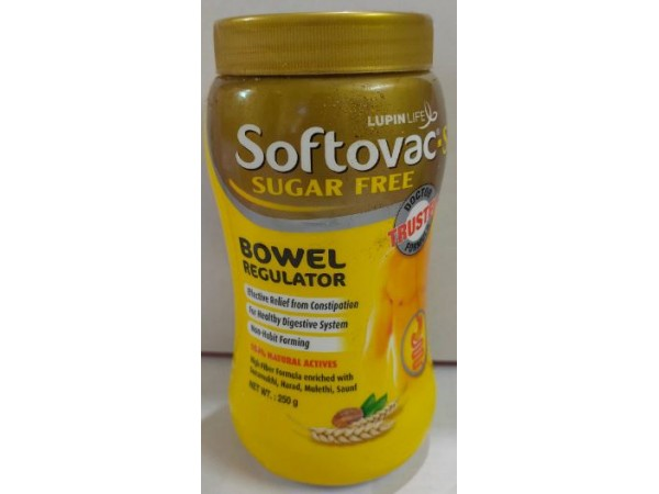 SoftovacSF - 250GM (Sugar FREE)