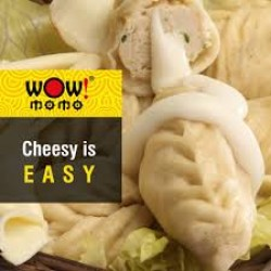 Chicken Cheese Momo (05 Pcs)