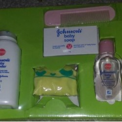 Johnson's Baby Care Collection 02