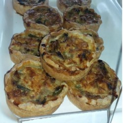5 Ps Chicken Quiche from Cakes