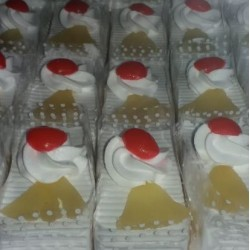 Pineapple Slice Cake 10 Pcs from Ganguram