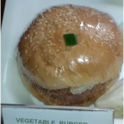 5 Ps Vegetable Burger from Cakes