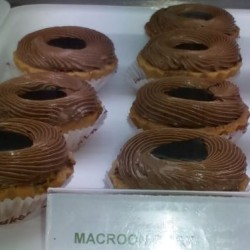 6 Ps Slice Macroon Cake