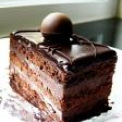 5 PCS CHOCOLATE SLICE CAKE - KOOKIE JAR