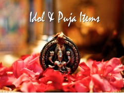 Idol & Puja Items