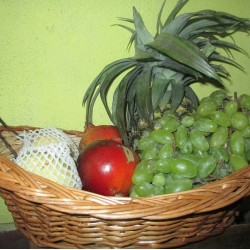 Beautiful Basket of 3 Kg Sesonal Fruits
