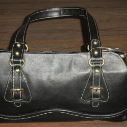 Black Stylist LadiesHand Bag