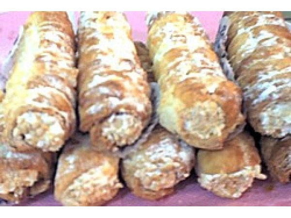 Butter cream roll (4pc)