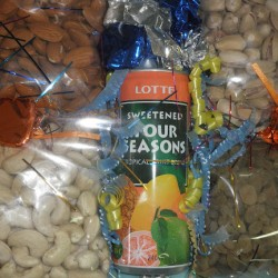 Dry Fruit(250 gm each) with health drinks