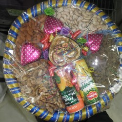 Mixed Dry Fruits(250 gm each)  with Chocolate and Health Drinks