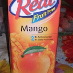 Real Fruit Juice  - Mango - 1 Lt