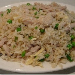 1 Plate Chicken Fried Rice