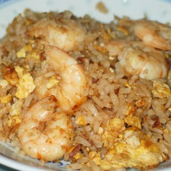 1 Plate Prawn Fried Rice