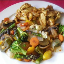 1 Plate Vegetable Mushroom (Only available in Winter)