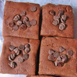 Chocolate Butterscotch Sandesh - 20 pcs