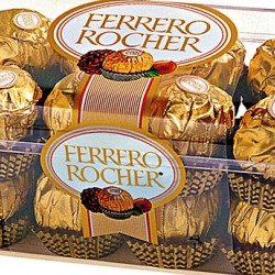 Ferrero Rocher Chocolate - 16 pcs