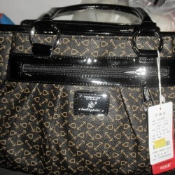 Stylist Black ladies Hand bag