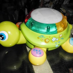 Turtle Baby Toy