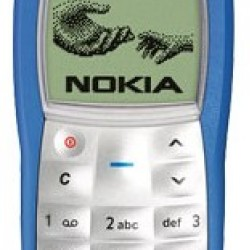 Nokia - Cell(Mobile) Phone - N1100