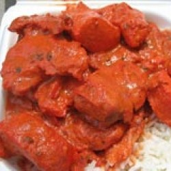 1 Plate Chicken Kashmiri