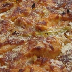 Chick 'n' Spicy Pizza
