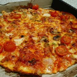 Chicken Italia Pizza