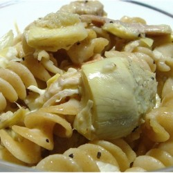 Smoked Chicken Pasta