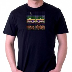 Pather Panchali Tram T Shirt