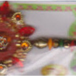 Rakhi with Rumali Ruti & Mutton Kasha