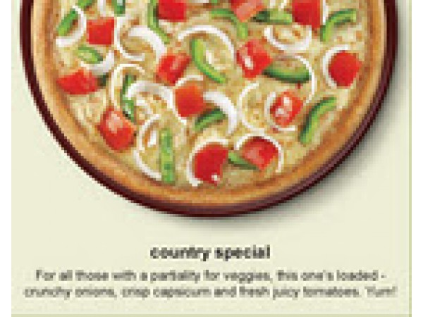 COUNTRY SPECIAL PIZZA