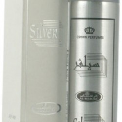 200 ml Silver Body Spray